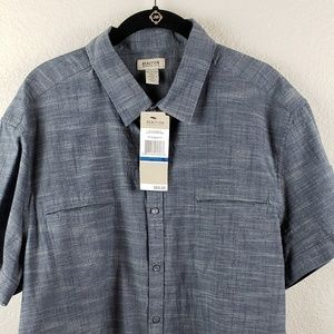 Kenneth Cole Reaction | NWT Men's Short Sleeve
